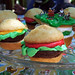 Fire Up the Grill for Hamburger Cupcakes! by cupcakequeen