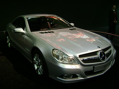 model car(0.0), mercedes-benz slk-class(0.0), sedan(0.0), sports car(0.0), automobile(1.0), automotive exterior(1.0), wheel(1.0), vehicle(1.0), performance car(1.0), automotive design(1.0), mercedes-benz(1.0), rim(1.0), mercedes-benz cl-class(1.0), bumper(1.0), land vehicle(1.0), luxury vehicle(1.0), coupã©(1.0),