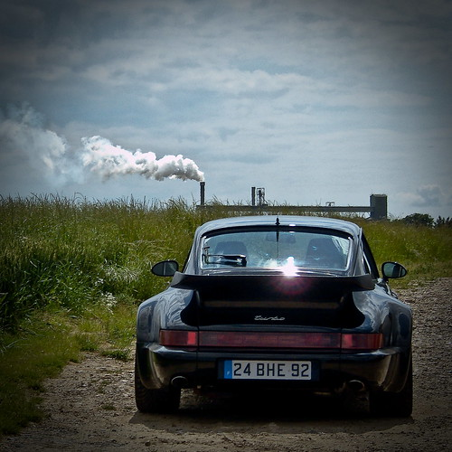 Porsche 964 turbo by Vanrayz