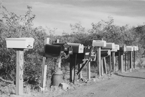 New River Mailboxes