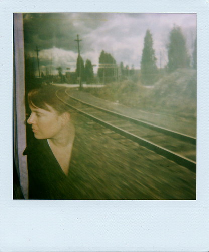 train portrait