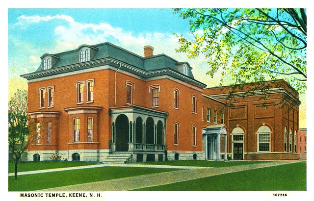 Public Buildings of Keene & Cheshire County, NH
