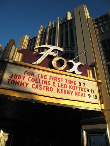 redwood city, fox theater, marquee, billboa… IMG_5861