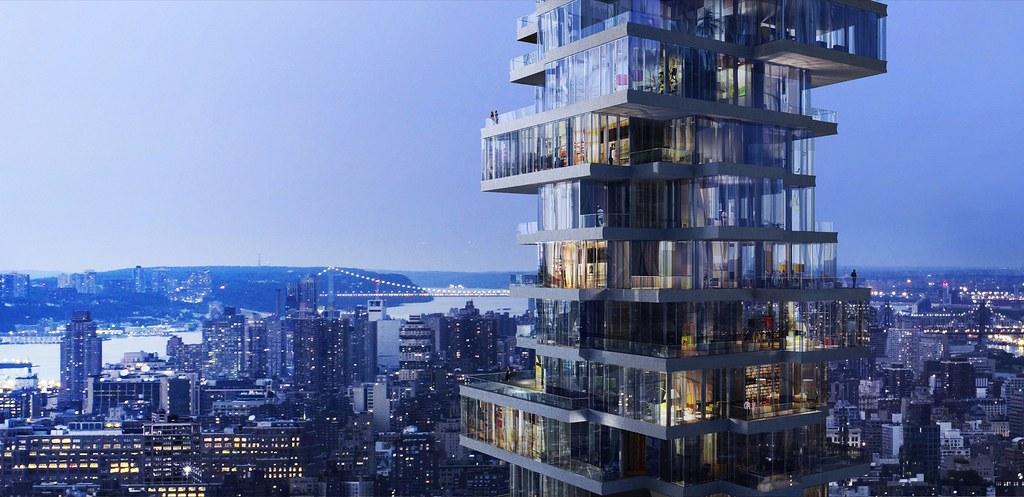 56 Leonard Street Jenga Nueva York New York
