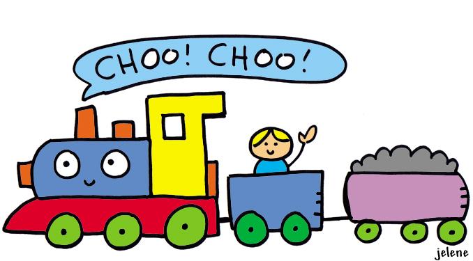 Lil' O - Choo Choo