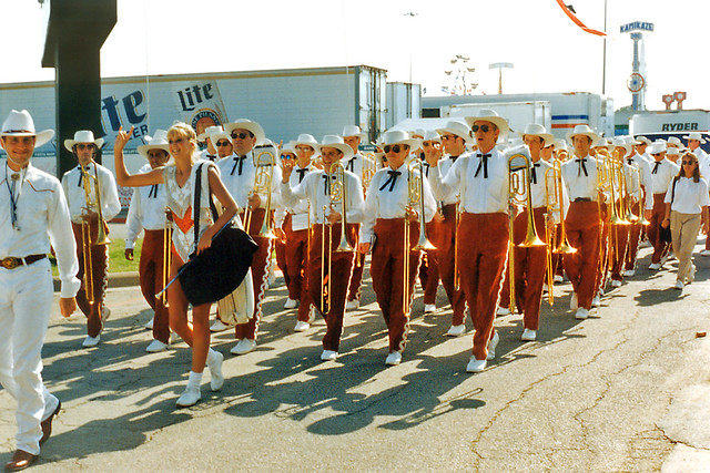 University of Texas Longhorn Band, State Fair of Texas, 19 ...