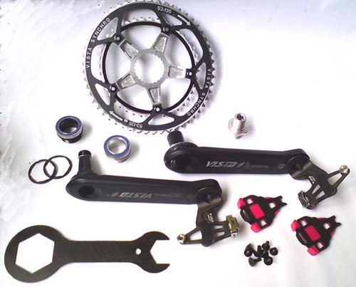 Vista Crank Arm set