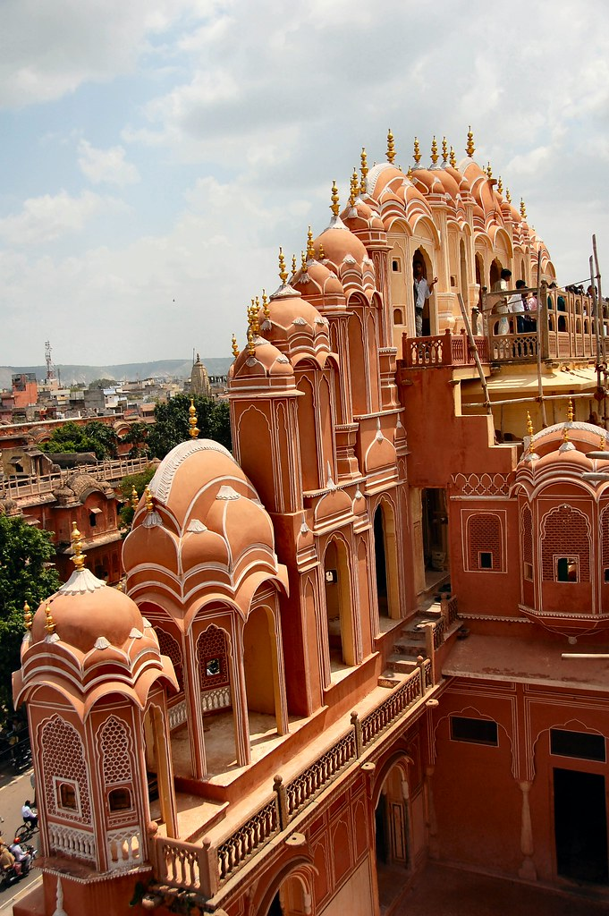 Colourful Places in India to See