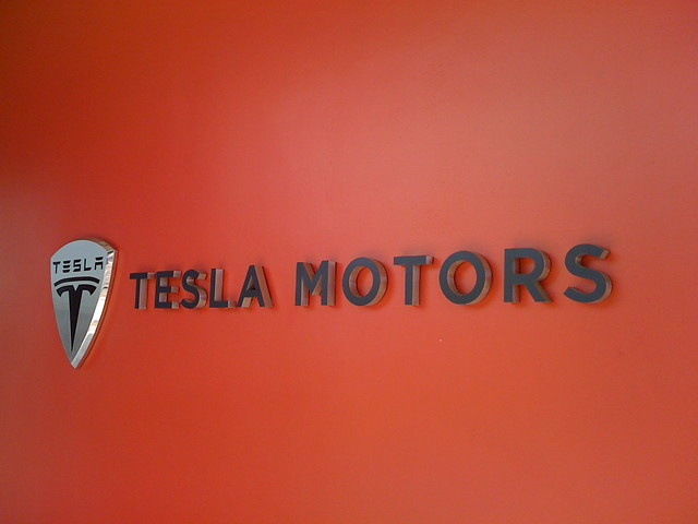 Image of Tesla Motors Inc.