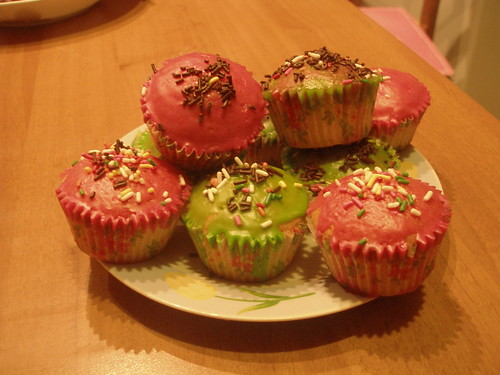 i baked it with my sister..^^ by syahirah shuairi