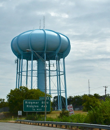 watertower fortworth metroplex