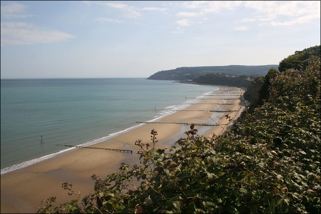 Looking to Shanklin