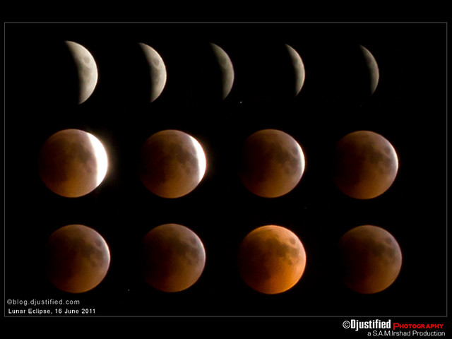 Lunar Eclipse June 15 2011 | Flickr - Photo Sharing!