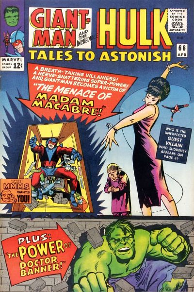 Tales to Astonish 066