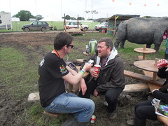 Guy Lloyd chats to Guy from Elbow