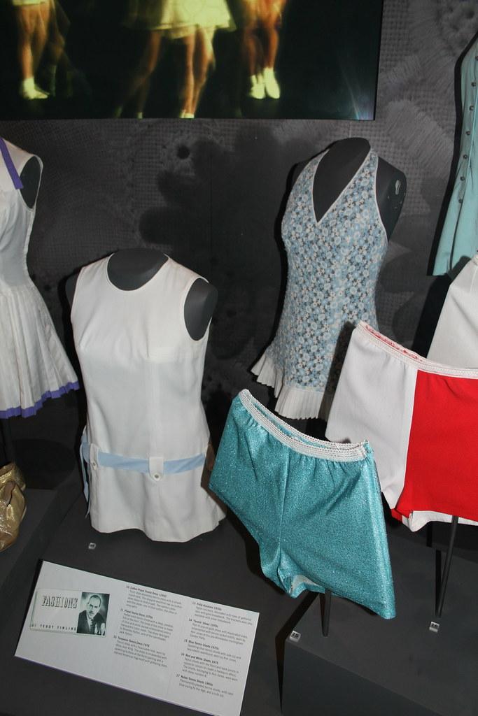 Wimbledon Museum: Ted Tinling