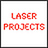 the Laser Projects group icon