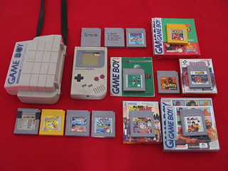 Game boy Collection, 16 years