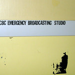 CBC Emergency Broadcast Studio 1