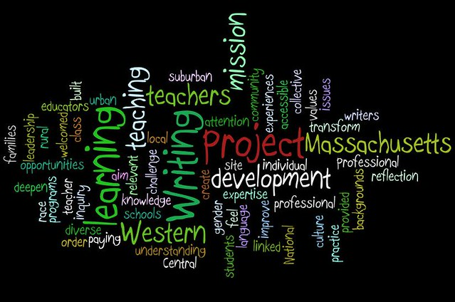 wmwp mission statement wordle