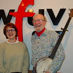 Pete Seeger with Claudia