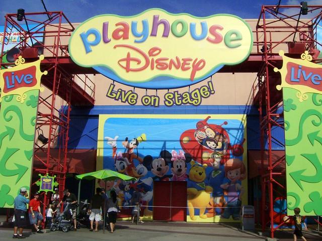 Disney - MGM Hollywood Studios - Playhouse Disney Live On ...