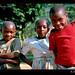 Uganda-kids-in-rwenzori