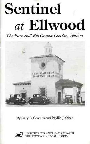Barnsdall Rio Grande Service Station circa 1929