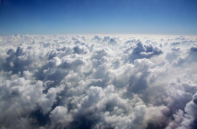 Popcorn Clouds