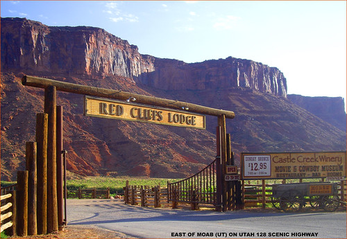 Red Cliffs Lodge -- Moab (UT)
