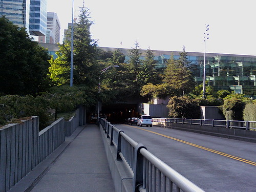 Conventin Center Tunnel