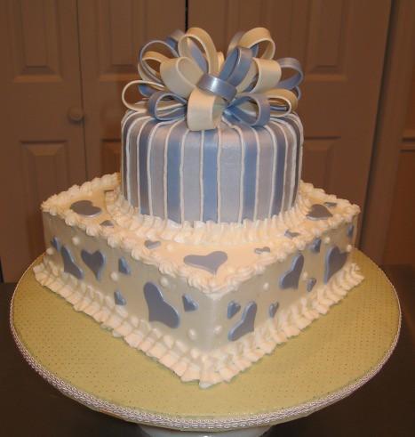 Lavender Bridal Shower Decorations