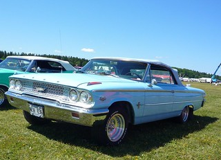 1963 Ford Galaxie Coupé