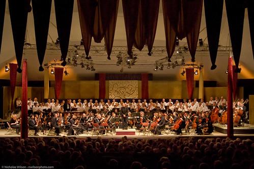 Mendocino Music Festival 2008 Orchestra and Chorus