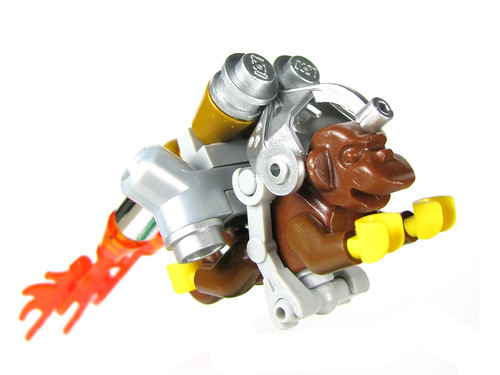 Rocketeer Monkey
