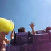 KinkyTroll rides California Screaming by peejaybird