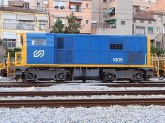 FGC 1009 Manresa-Alta