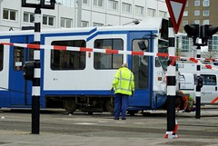 Verplaatsen van de tram