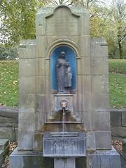 Buxton fountain
