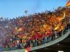 """Lecce - Curva Nord... """"Tutte in aria le bandiere giallorosse"""""""