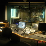 Radio studio, ABC Ultimo Centre, Sydney
