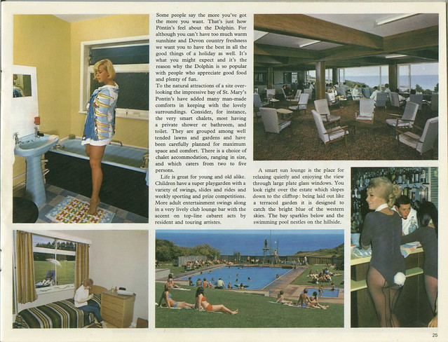 Pontins Brochure 1972 - Dolphin