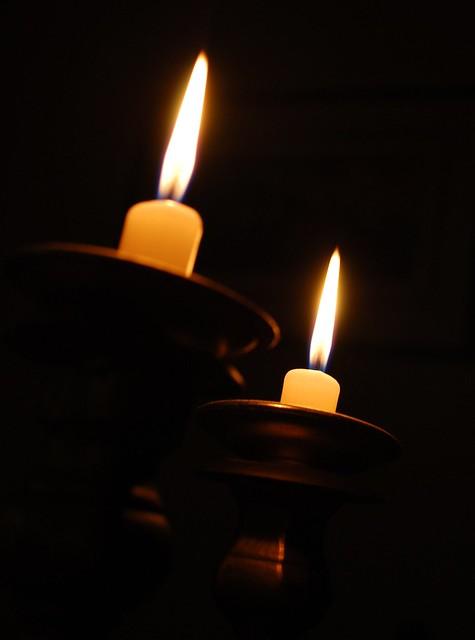 shabbat candles flickr photo sharing