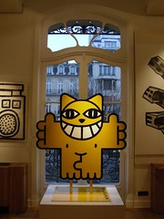 Paris Mr Chat