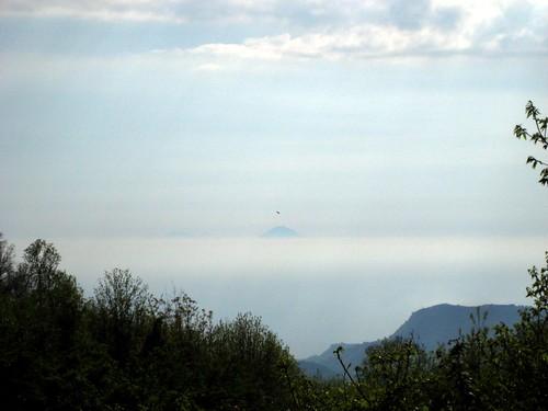 Isolie Eolie viste da Lago (Cs) 3