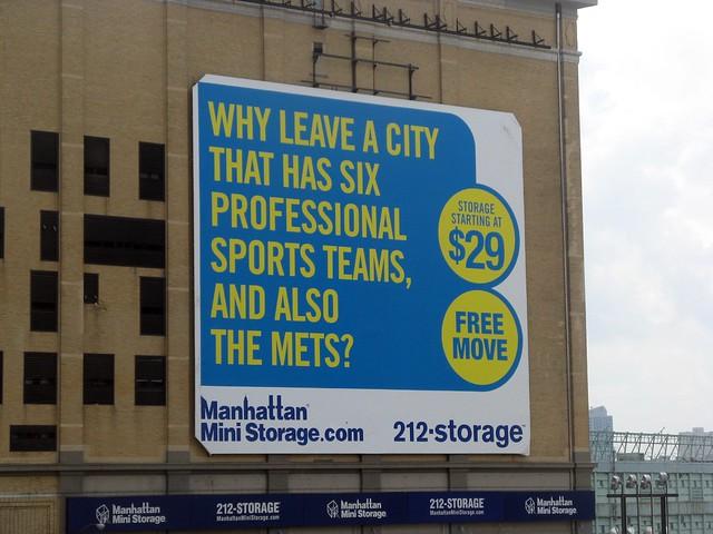 Controversial Manhattan Mini-Storage billboard implying that the New ...