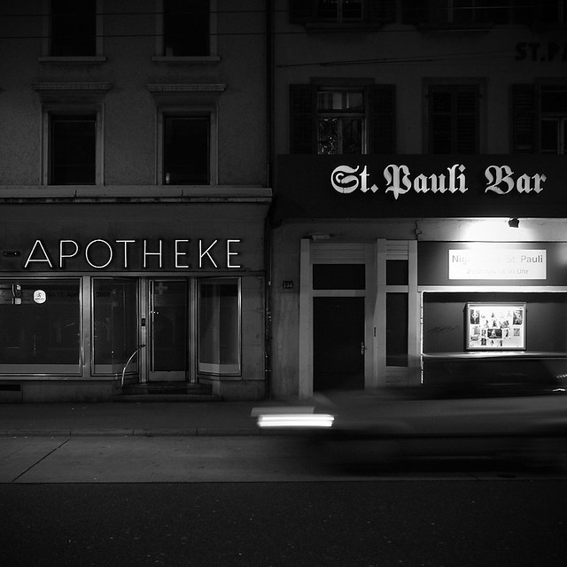 Apotheke | St. Pauli Bar