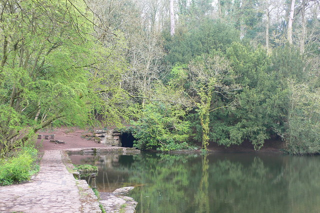 Abbots Pool, Bristol, Lake, Pond,
