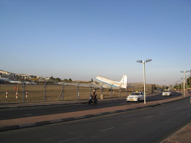 Eilat Airport by ChrisYunker, on Flickr