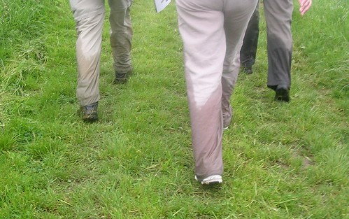 Bledlow Ridge Wet Trouser Competition: finalists